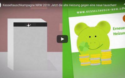 """Aktion """"Kesseltausch NRW"""" startet wieder"""